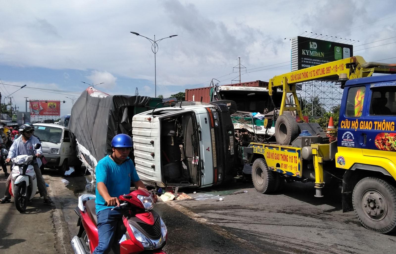 THỜI SỰ 6H SÁNG 1/9/2019: Ngày nghỉ lễ đầu tiên, toàn quốc xảy ra 29 vụ tai nạn giao thông.