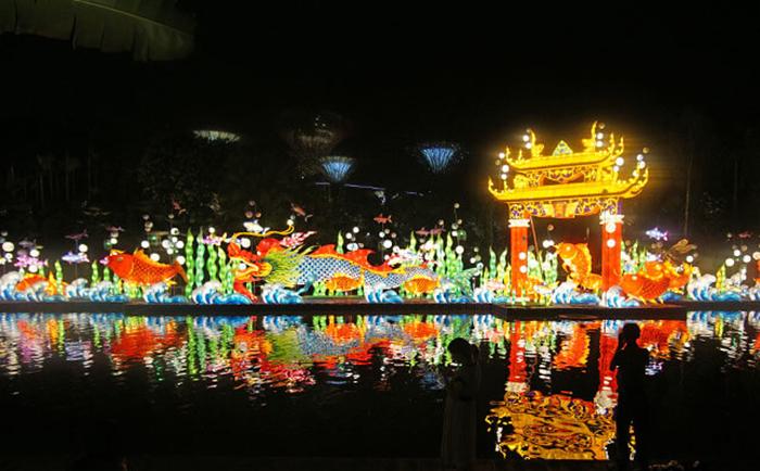Singapore chào đón lễ hội Trung thu (9/9/2019)