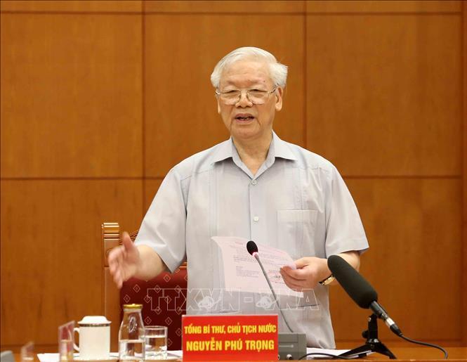 THỜI SỰ 12H TRƯA 6/9/2019: Tổng Bí thư, Chủ tịch nước Nguyễn Phú Trọng chủ trì cuộc họp Tiểu ban Văn kiện Đại hội 13 của Đảng.