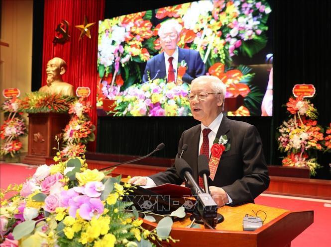 THỜI SỰ 18H CHIỀU 14/9/2019: Tổng Bí thư, Chủ tịch nước dự Lễ kỷ niệm 70 năm truyền thống Học viện Chính trị quốc gia Hồ Chí Minh..