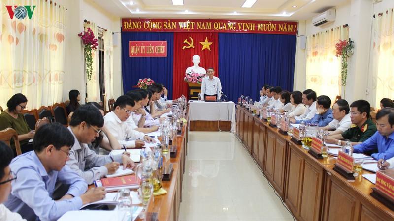 Dân chủ trong Đảng – Phải thực chất: Nhìn từ công tác cán bộ ở Đà Nẵng (18/9/2019)