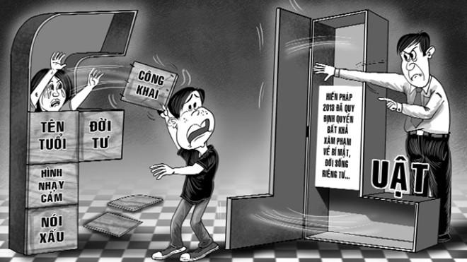 Cẩn trọng khi quản lý thông tin cá nhân trên mạng xã hội (7/9/2019)