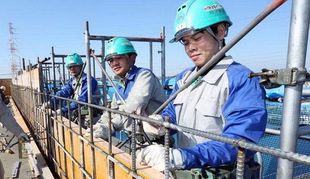 Tư vấn việc làm tại Nhật Bản theo diện thực tập sinh Ngành xây dựng (13/9/2019)