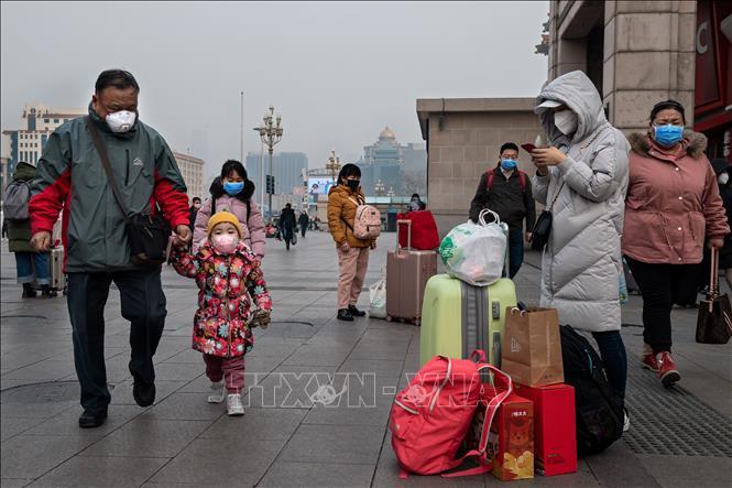 Các nước triển khai kế hoạch sơ tán công dân khỏi tâm dịch Vũ Hán (29/1/2020)
