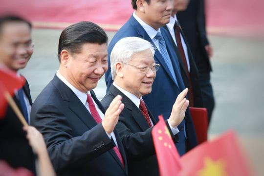THỜI SỰ 21H30 ĐÊM 17/1/2020: Lãnh đạo Việt Nam trao đổi điện mừng với Lãnh đạo Trung Quốc nhân kỷ niệm 70 năm Ngày thiết lập quan hệ ngoại giao giữa hai nước.