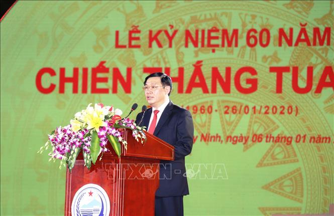 THỜI SỰ 6H SÁNG 7/1/2020: Phó Thủ tướng Vương Đình Huệ dự lễ kỷ niệm 60 năm Chiến thắng Tua Hai lịch sử.