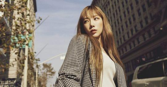 """Thông điệp """"hãy yêu chính mình"""" trong ca khúc mới phát hành của nữ ca sĩ Taeyeon (17/1/2020)"""