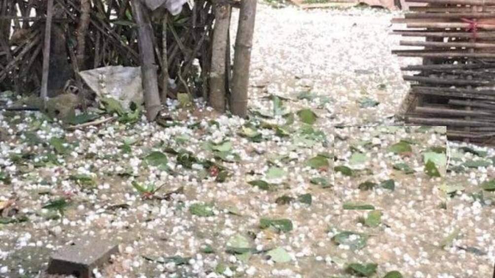 THỜI SỰ 6H SÁNG 26/1/2020: Mưa lớn kèm theo dông lốc, mưa đá 2 ngày qua khiến gần 12.000 nhà dân tại các địa phương bị hư hại, tốc mái.