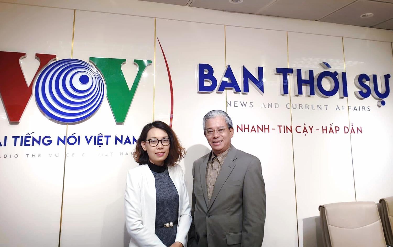 """Trò chuyện với người luôn """"đau đáu"""", tâm huyết cùng ASEAN (24/1/2020)"""