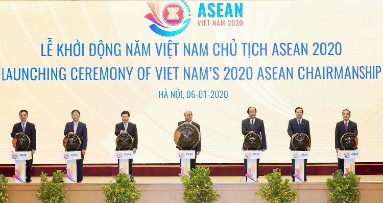 Việt Nam chính thức khởi động năm Chủ tịch ASEAN 2020 (8/1/2020)