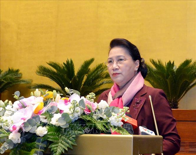 THỜI SỰ 12H TRƯA 3/1/2020: Chủ tịch Quốc hội dự Hội nghị cán bộ, công chức, viên chức và triển khai nhiệm vụ năm 2020 của Văn phòng Quốc hội.