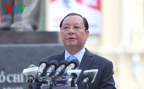 Ủy ban Kiểm tra Trung ương đề nghị xem xét thi hành kỷ luật đối với Bí thư Thành ủy Hà Nội Hoàng Trung Hải và nguyên Bí thư Thành ủy Thành phố Hồ Chí Minh Lê Thanh Hải (8/1/2020)