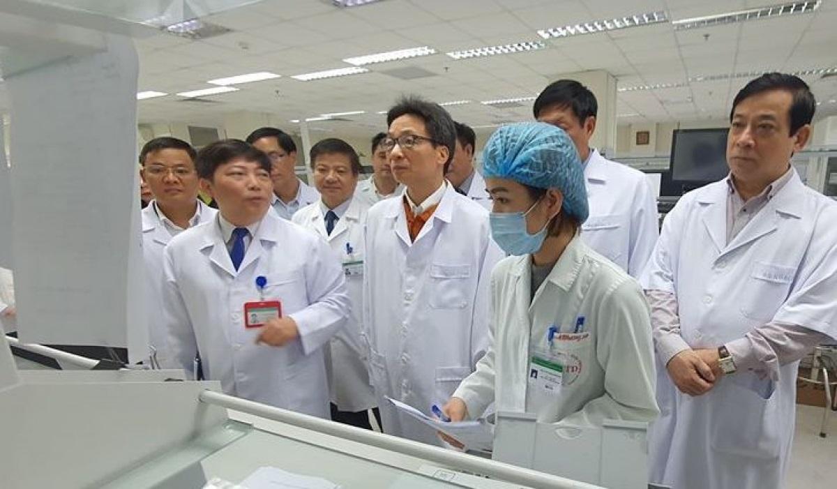 Cả nước nỗ lực phòng chống dịch bệnh viêm phổi cấp do chủng mới của virus corona (29/1/2020)