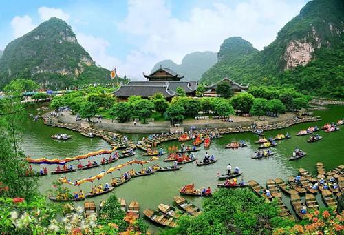 Ninh Bình sẵn sàng cho năm du lịch Quốc gia 2020 (30/1/2020)