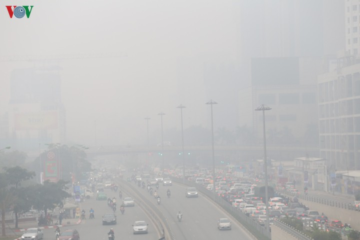 THỜI SỰ 18H00 CHIỀU 14/1/2020: Không khí tại Hà Nội và nhiều khu vực ở phía Bắc sáng nay lại ô nhiễm nặng, nhiều khu vực ở mức rất có hại cho sức khỏe
