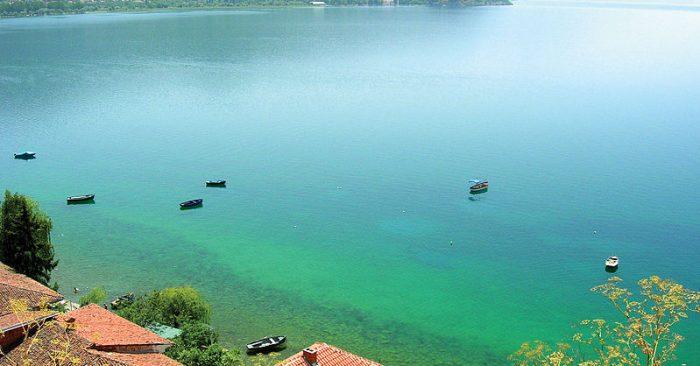 Ohrid – hồ nước ngọt lâu đời nhất châu Âu ở phía Nam Macedonia (12/1/2020)