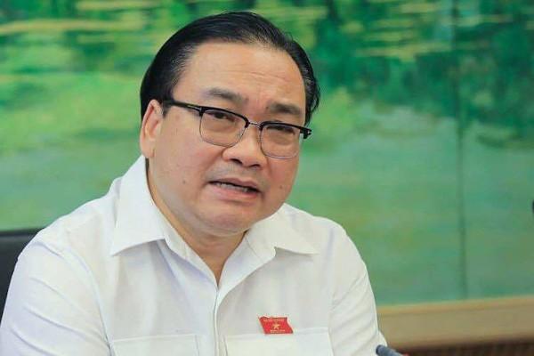 Bộ Chính trị quyết định thi hành kỷ luật cảnh cáo ông Hoàng Trung Hải (10/1/2020)