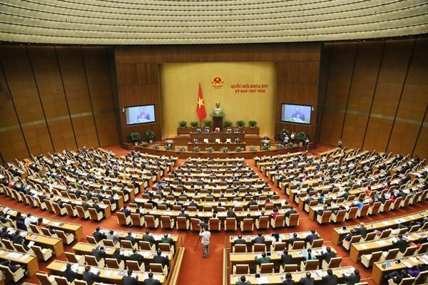 Nhìn lại 1 năm hoạt động của Quốc hội: Đổi mới, dân chủ để trách nhiệm hơn với cử tri (3/1/2020)