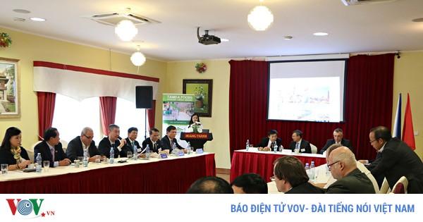 Kỳ vọng bứt phá trong quan hệ thương mại, đầu tư Việt Nam - Séc (30/1/2020)