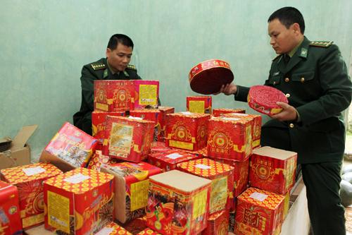 Chống pháo lậu ở tỉnh Lạng Sơn (3/1/2020)