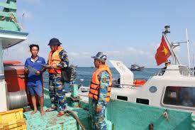 Tết sớm trên tàu cứu hộ, cứu nạn 954 hải quân (2/1/2020)