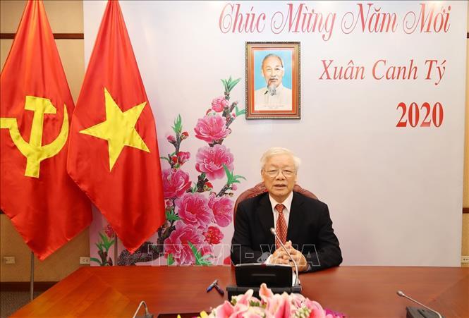THỜI SỰ 18H CHIỀU 16/1/2020: Tổng Bí thư, Chủ tịch nước Nguyễn Phú Trọng điện đàm với Tổng Bí thư, Chủ tịch nước Trung Quốc Tập Cận Bình nhân kỷ niệm 70 năm thiết lập quan hệ ngoại giao.