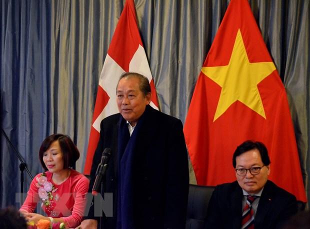 """THỜI SỰ 6H SÁNG 22/1/2020: Phó Thủ tướng Trương Hòa Bình, diễn giả chính tại Phiên toàn thể """"Triển vọng Chiến lược ASEAN"""" - một trong điểm nhấn của Diễn đàn Kinh tế Thế giới 50 tại Thụy Sĩ."""