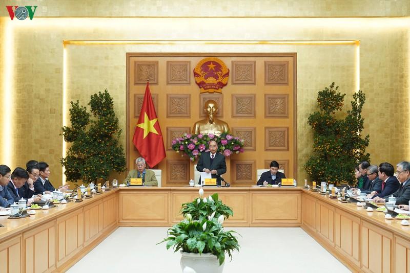 THỜI SỰ 6H SÁNG 21/1/2020: Thủ tướng làm việc với Tổ tư vấn kinh tế (21/1/2020)