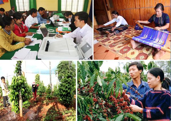 Tây Nguyên đẩy mạnh thực hiện mục tiêu xóa đói giảm nghèo (01/10/2020)