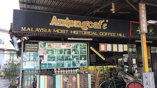 Antong - Xưởng sản xuất cà phê lâu đời nhất tại Malaysia (17/10/2020)