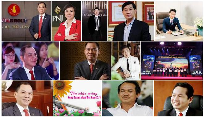 """Doanh nhân Việt Nam: """"Vững tay chèo trước sóng cả"""" (13/10/2020)"""