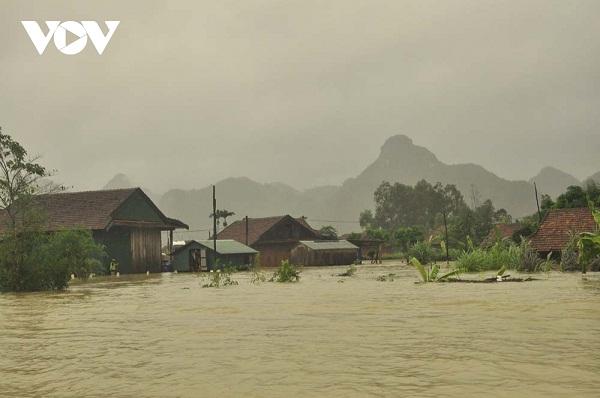Công trình thủy lợi đối phó ra sao khi mưa lũ kéo dài (21/10/2020)
