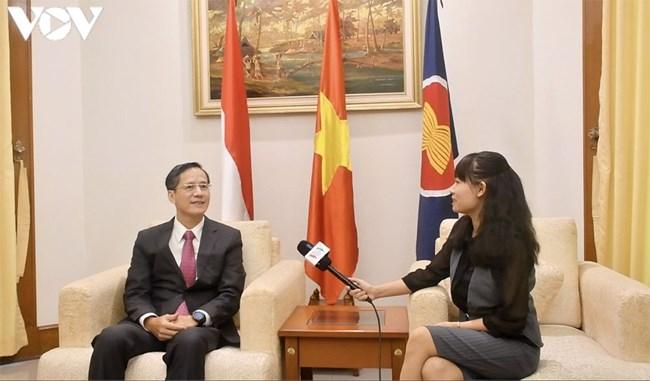 Việt Nam-Indonesia: 75 năm Quốc khánh, 65 năm quan hệ ngoại giao (28/10/2020)