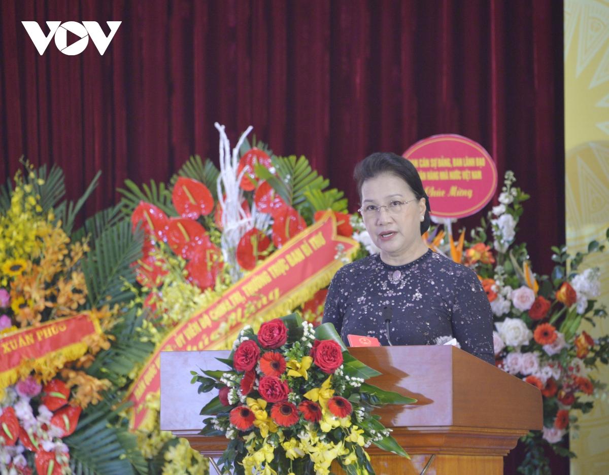 THỜI SỰ 12H TRƯA 28/11/2020: Chủ tịch Quốc hội Nguyễn Thị Kim Ngân dự Đại hội Thi đua yêu nước ngành Ngân hàng lần thứ VIII (giai đoạn 2020 - 2025).