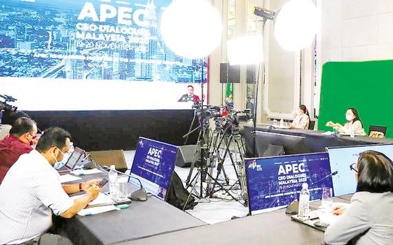 Hội nghị cấp cao APEC lần thứ 27: Vì một tương lai tự cường, thịnh vượng chung (20/11/2020)