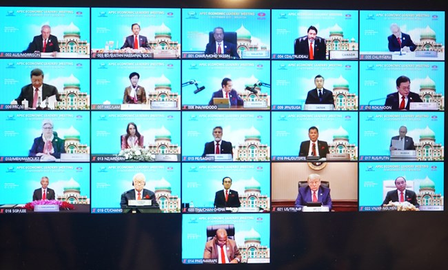 THỜI SỰ 18H00 CHIỀU 21/11/2020: Hội nghị các nhà Lãnh đạo kinh tế APEC 27  thông qua Tầm nhìn APEC đến năm 2040 – dấu mốc mới định hướng tương lai APEC và khu vực châu Á- Thái Bình Dương: Thịnh vượng- tự cường và hòa bình.