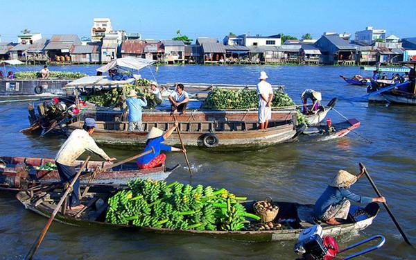 Đồng bằng sông Cửu Long - thích ứng để phát triển (11/11/2020)