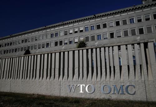 WTO công bố chỉ số triển vọng thương mại toàn cầu mới (20/2/2020)