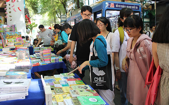 Khởi động Cuộc thi Đại sứ Văn hóa đọc (11/2/2020)