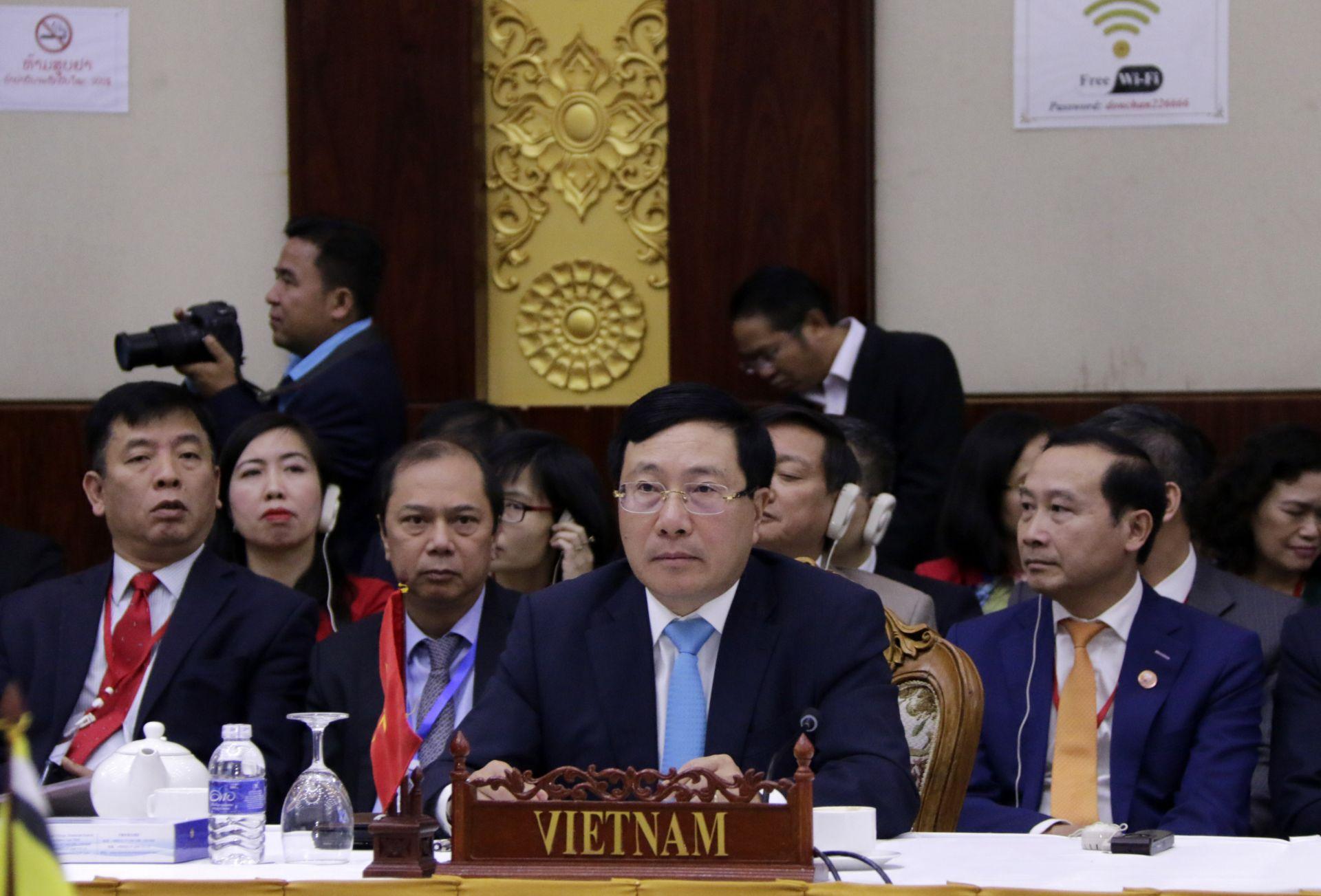 THỜI SỰ 21H30 ĐÊM 20/2/2020: Phó Thủ tướng-Bộ trưởng Ngoại giao Phạm Bình Minh chủ trì Hội nghị đặc biệt Hội đồng điều phối ASEAN
