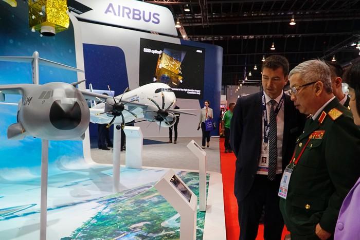Triển lãm Hàng không Quốc tế Singapore năm 2020 (11/2/2020)