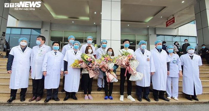 THỜI SỰ 6H SÁNG 18/2/2020: 6 bệnh nhân nhiễm Covid-19 được ra viện, đến thời điểm này, Việt Nam chỉ còn 3 ca bệnh đang được điều trị.