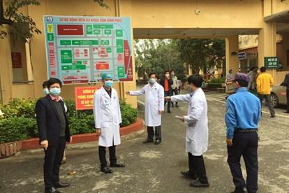 THỜI SỰ 18H CHIỀU 13/2/2020: Tổ công tác đặc biệt của Bộ Y tế đã đến Vĩnh Phúc tham gia kiểm soát dịch bệnh Covid-19.