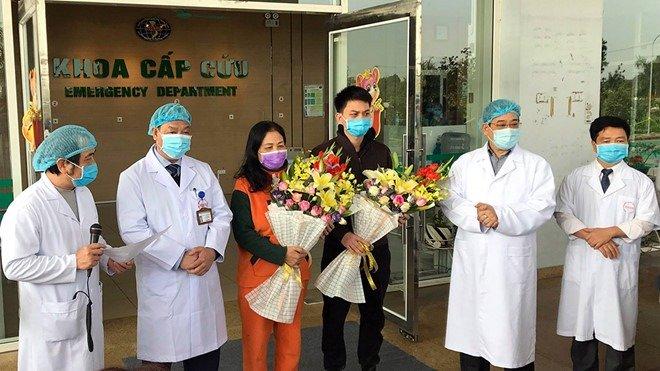 THỜI SỰ 6H SÁNG 21/2/2020: Bệnh nhân Việt kiều Mỹ, là bệnh nhân thứ 15 nhiễm Covid-19, sẽ được xuất viện.