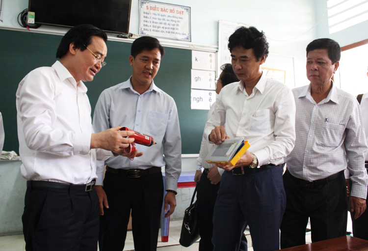 Bộ Giáo dục và Đào tạo sẽ lùi thời điểm kết thúc năm học do dịch Covid-19 (14/2/2020)