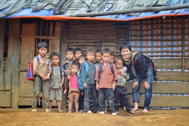 Nhóm Tình nguyện Niềm tin và dự án nuôi cơm cho trẻ em vùng cao (19/2/2020)