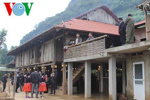 Trải nghiệm du lịch cộng đồng tại bản Bon, Sơn La (15/2/2020)