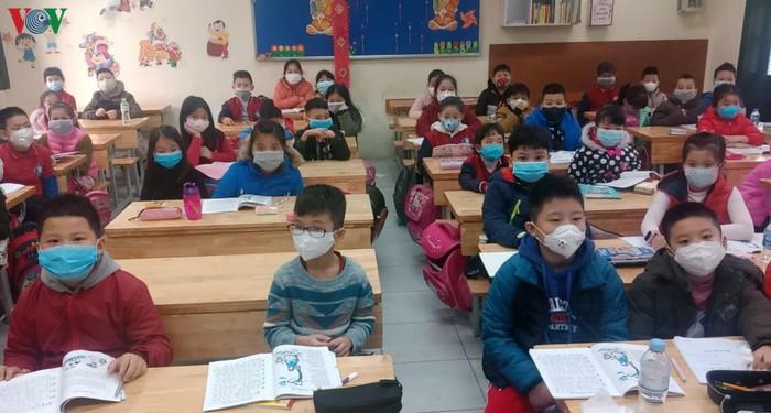 Học sinh nghỉ để phòng, chống dịch bệnh: Chủ động kế hoạch học bù (6/2/2020)