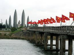 Khu di tích lịch sử Đôi bờ Hiền Lương (28/2/2020)