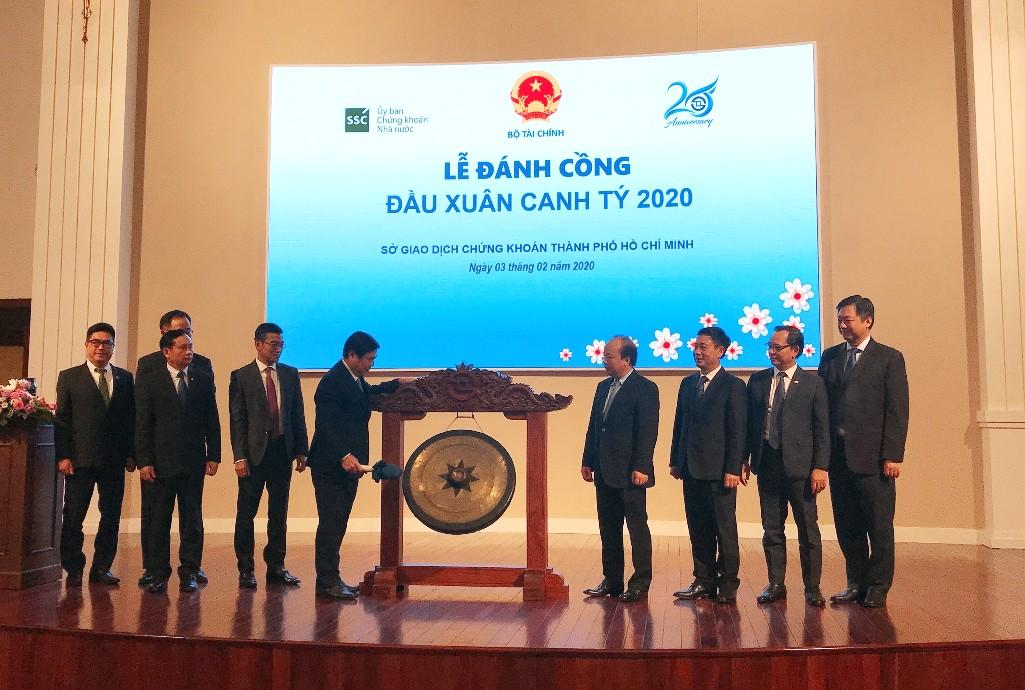 Năm 2020: Thị trường chứng khoán Việt Nam tiệm cận hơn với các chuẩn mực quốc tế (4/2/2020)